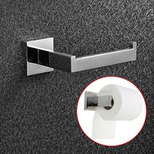 1Pcs Modern Bathroom Toilet Paper Roll Holder Wall Mounted P