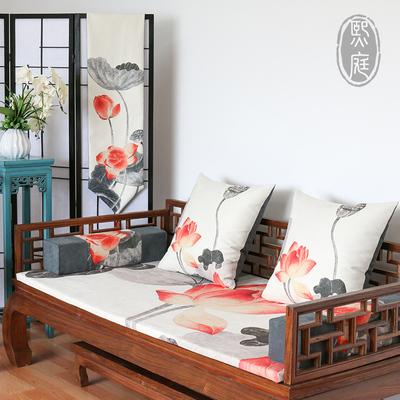 中式沙发套定制