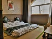 上海极乐汤川沙温泉酒店和式经济房