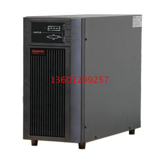 深圳山特UPS不间断电源C6K 6000VA4800W在线式内置电池 三年质保