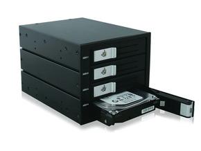 TOOLFREE MRA504台式机光驱位3转4内置硬盘盒硬盘架内置模组