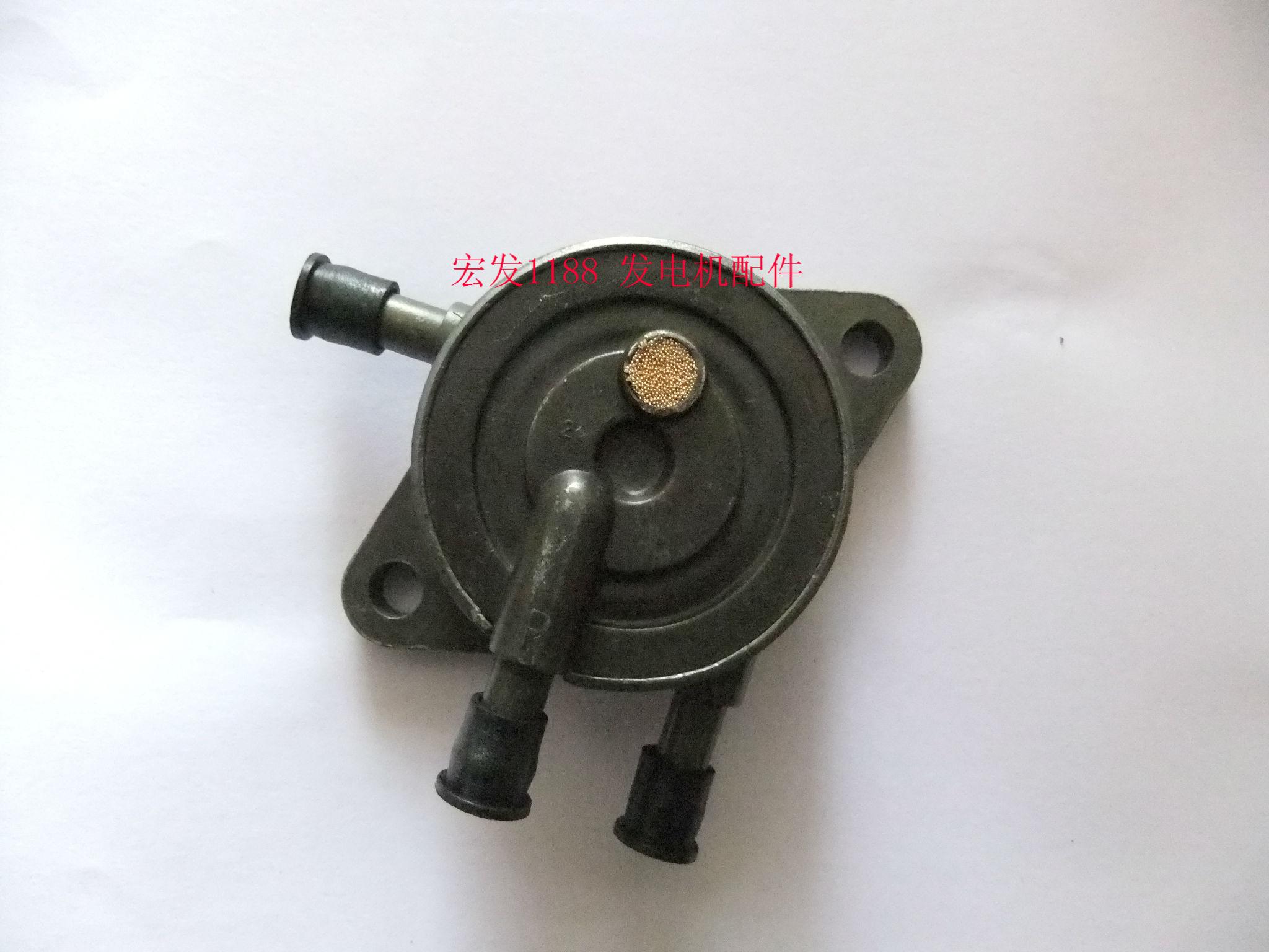 开普发电机燃油泵开普KGE12E3 KGE13E3汽油发电机配件 燃油真空泵