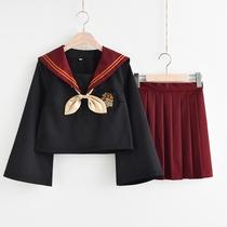【奈美】高端jk制服 哈利波特学院风水手服 春夏学生装制服裙套装