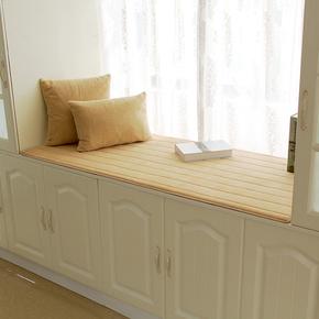 毛绒飘窗垫窗台垫订定做简约防滑榻榻米垫子厚客厅卧室阳台垫四季