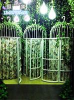 餐厅时尚鸟笼