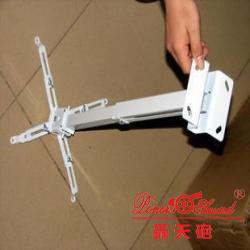 优丽可 厂家直销 投影机吊架/墙碧架/投影仪吊装支架适用于4孔机