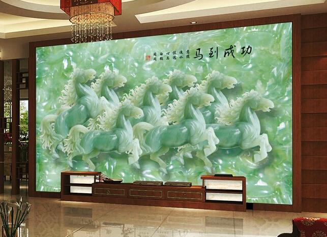 大型瓷砖壁画
