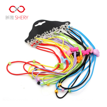 Clear and elegant anti-skid rope for boys and girls'glasses adjustable fixed eye strap to prevent glasses from falling off accessories eyeglasses rope hanging rope