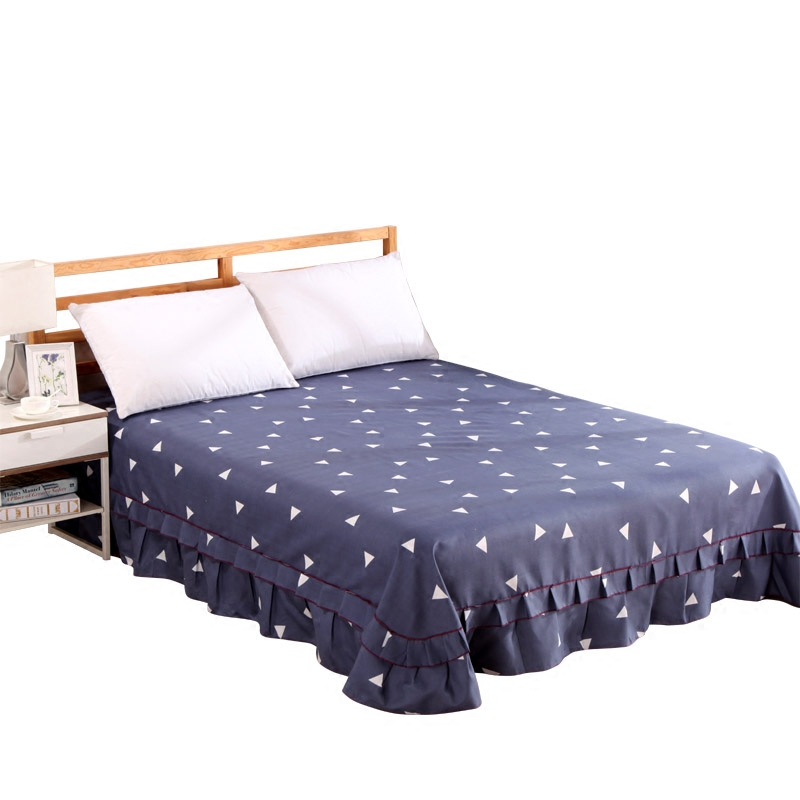 床裙单件秋冬裙式床罩1.8m米床双人床防尘罩席梦思保护套公主床单