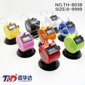 特价促销高品质彩色记数器念佛计数器机械手动数客器人流量点数器