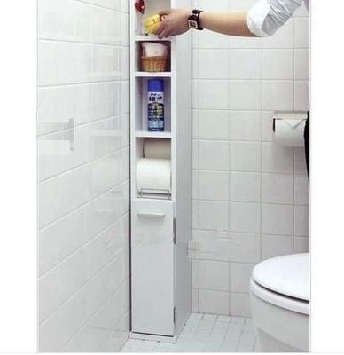 卫生间储物柜纸巾柜图片
