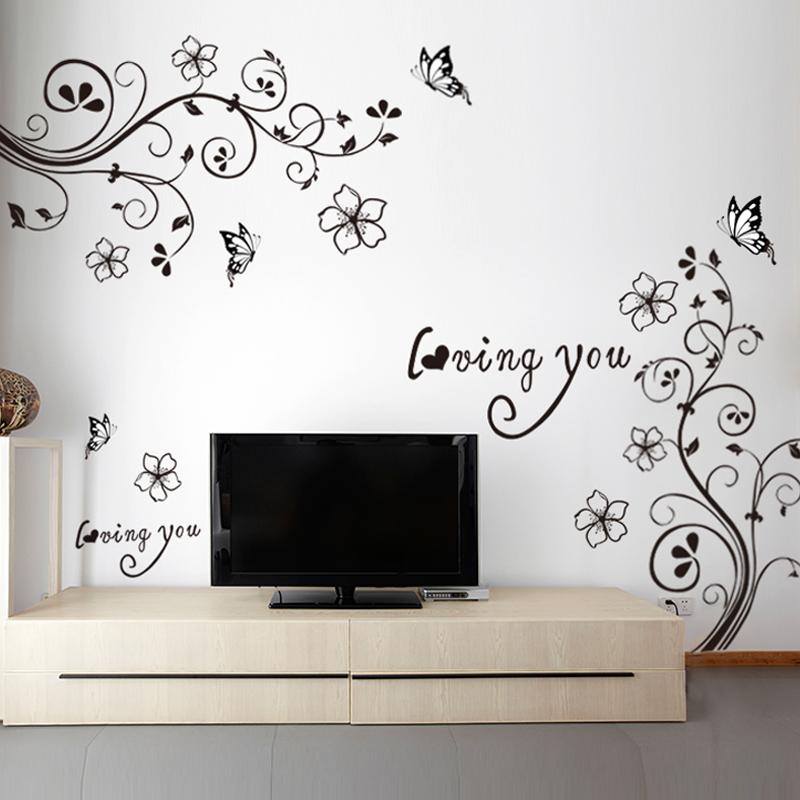 影视墙纸客厅
