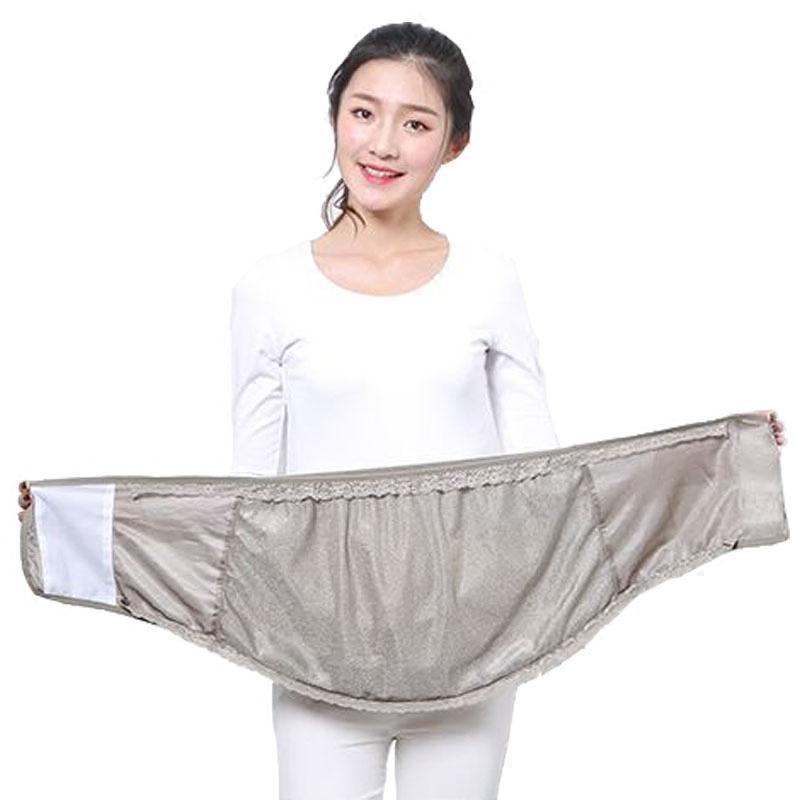防辐射服 孕妇防辐射衣服 上班肚兜内穿夏季怀孕期护胎宝夏款正品