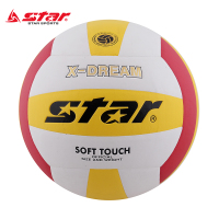 排球 STAR世达 耐磨排球 学校教学中考高考指定用球 VB4025-34