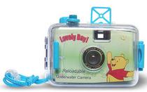 LOMO防水相机 韩国进口 超可爱防水4米 多种颜色可选择 维尼熊