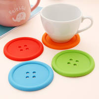 10pcs/pack Silicone plates hobby gift home decoration coffee