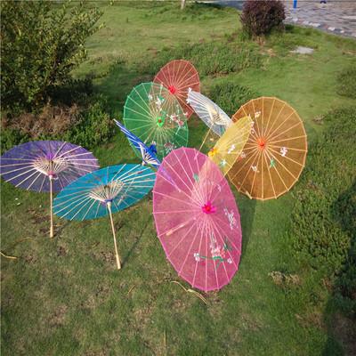 包邮工艺伞舞蹈伞透明伞复古典伞油纸伞装饰伞演出伞道具伞跳舞伞