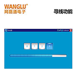 WANGLU network access hunt function function module optional C