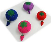 青飞十字绣针扎专用工具配件西红柿番茄针扎针插刺绣直径七公分