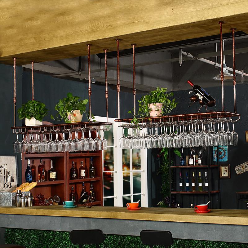 酒吧吧台吊架