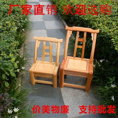 松木椅子实木靠背椅餐椅农家乐椅宝宝椅换鞋凳喂奶椅家居木椅
