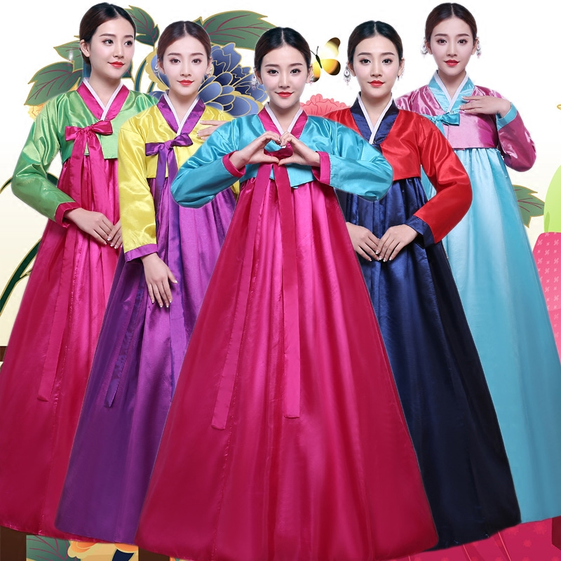 韩国舞蹈服女