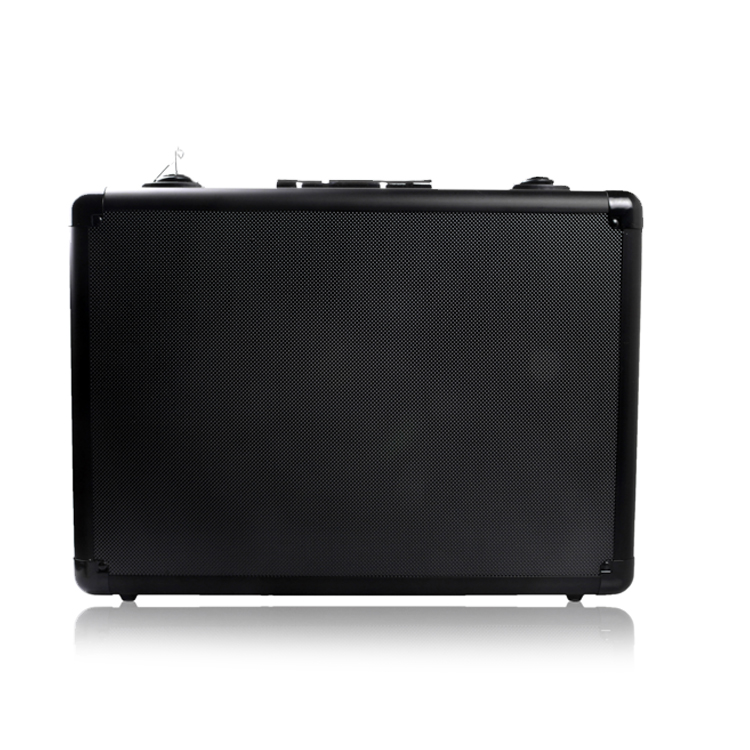 神牛摄影铝箱闪光灯保护箱AD600/AD360外拍灯摄影配件便携收纳箱