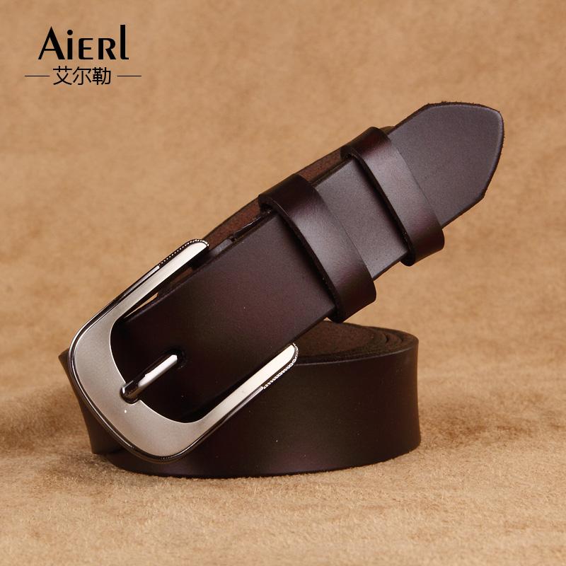 Женские кожаные ремни Артикул 532178698333