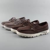 低帮帆布鞋 春夏季帆船男鞋 系带运动鞋 户外休闲鞋 特价