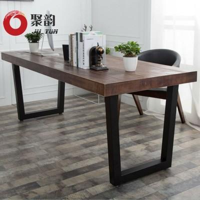 实木咖啡桌会议桌旗舰店网址