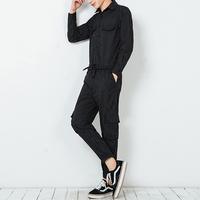 春秋长袖长裤