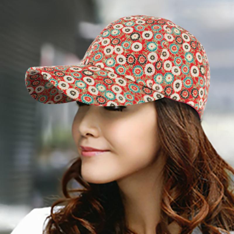 盛和伦 女士帽子女夏天韩版潮棒球帽春秋户外鸭舌帽女时尚遮阳