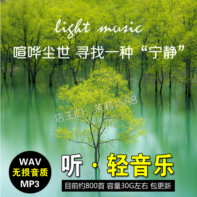 high quality Lossless music selection classic good light music song car