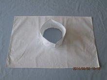 洞巾床SPA专用趴枕巾带孔方巾带孔洞巾十条以上包邮美容床头揉按