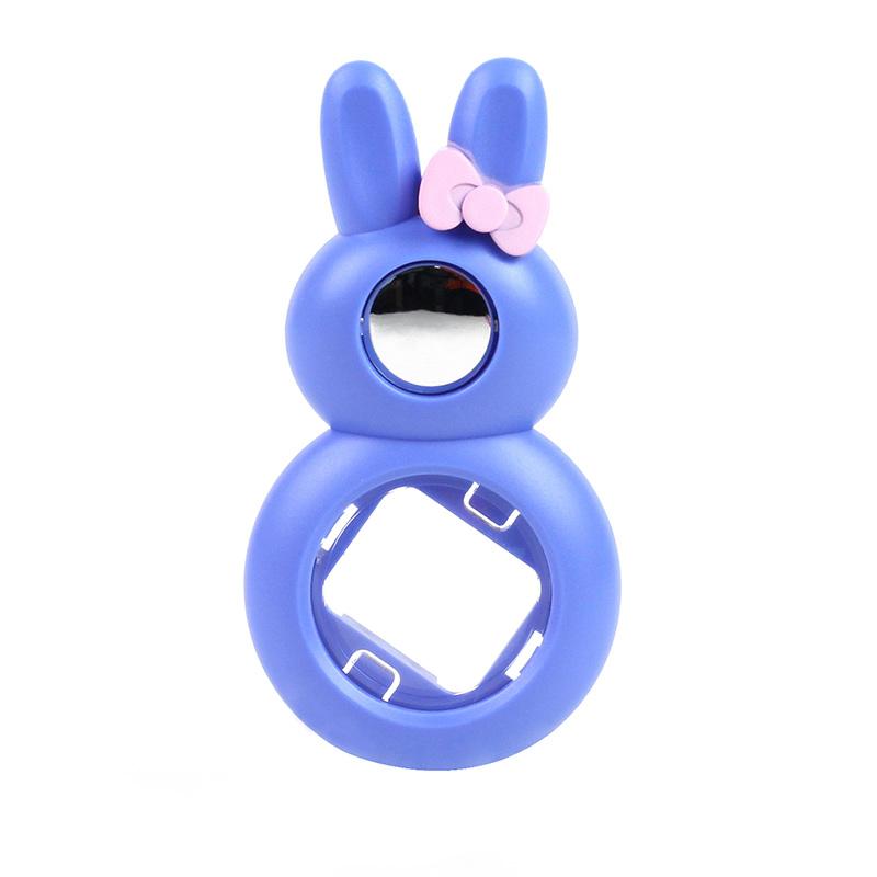 拍立得自拍镜子自拍镜头小猫款 mini8 mini9近拍镜 兔子款