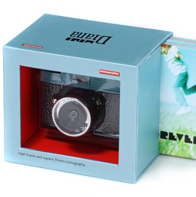 LOMO相机戴安娜 Diana Mini 官方正品 135胶卷旁轴相机 现货包邮