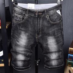 男款牛仔短裤