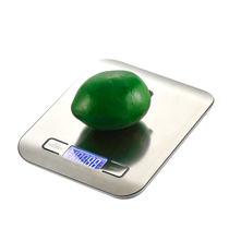 LED Digital Kitchen Scales 5Kg/1g Weight Device Food Diet Ki
