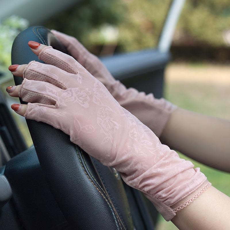 Женские перчатки без пальцев Артикул 565948320396