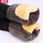 防风保暖棉裤