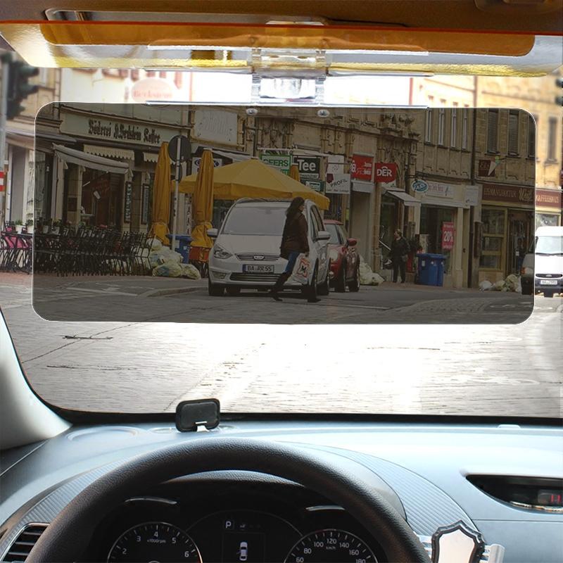汽车防炫目遮阳板眩目眼镜司机护目镜日夜两用防远光灯眩光挡光板