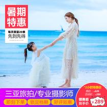 三亚跟拍儿童摄影旅拍亲子情侣闺蜜个人写真婚纱摄影旅游亚龙湾