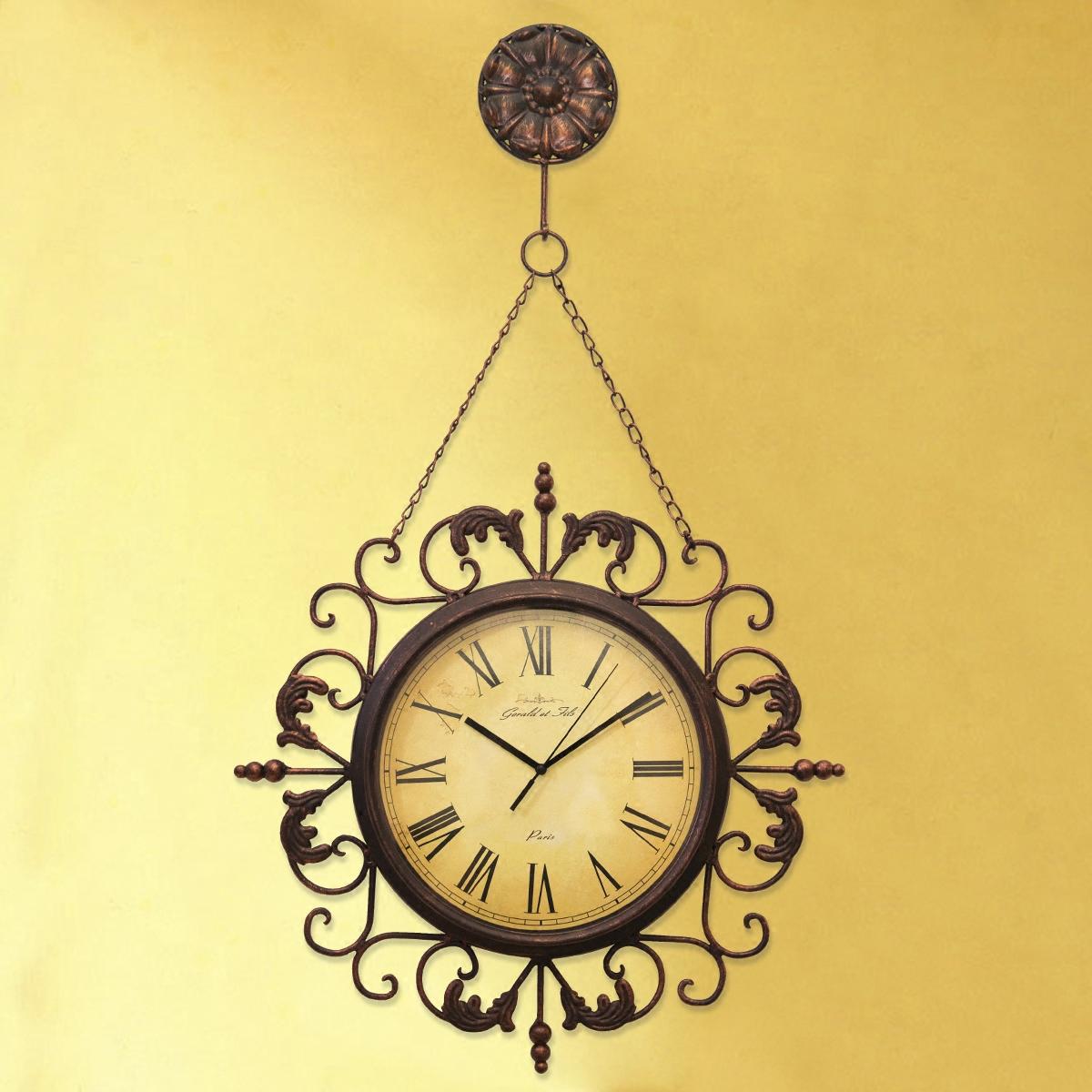 欧式复古吊钟