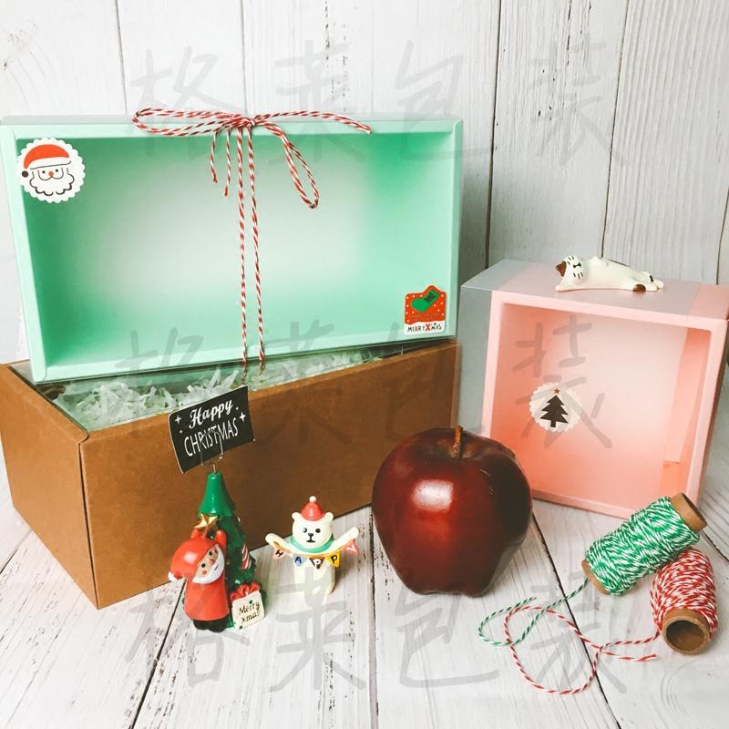 苹果盒子包装盒