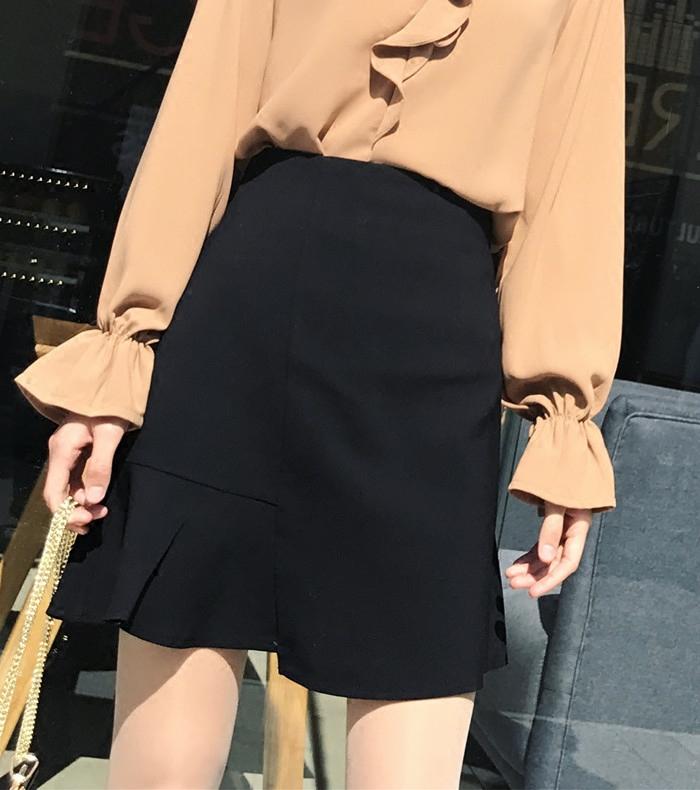甜美包臀裙