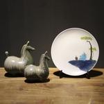 陶瓷复古陶瓷马
