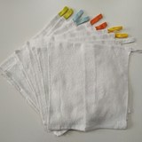 IKEA purchases 10 saliva towels for domestic Klima small towels, pure cotton children's towels, dishwash towels