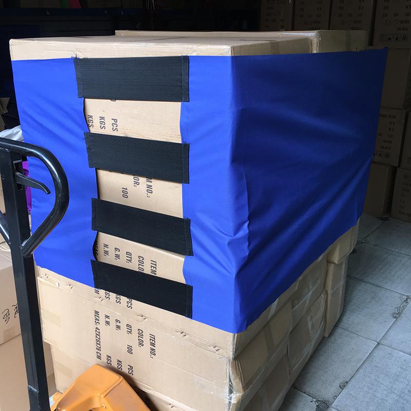 代替缠绕膜70CM多色牛津布托盘绑带 卡板绑带 货物捆绑带绷带