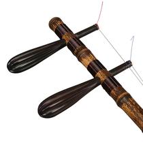 28701专业紫竹一级紫竹材质东非黑黄檀轴京胡北京星海京胡乐器