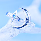 Realm BLEACH Ice Wheel Pill Ring Hanging Lucky Stone Animation Necklace